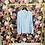 Thumbnail: Basic-Bluse hellblau