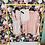 Thumbnail: Pyjama Set rose ohne Sweater!