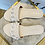 Thumbnail: Sandale weiß mit Kette