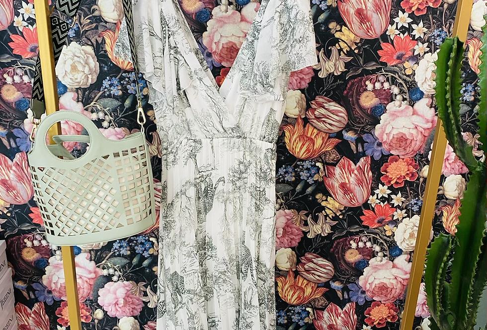 Kleid Jungle kaki