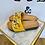 Thumbnail: Sandale gelb & gold