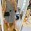 Thumbnail: Kleid Stripes grün