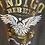 Thumbnail: T-Shirt Indigo  grau