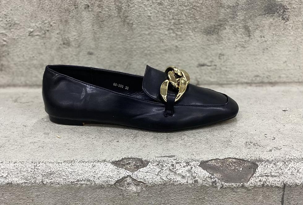 Loafer mit Spange