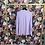 Thumbnail: Basic-Bluse flieder