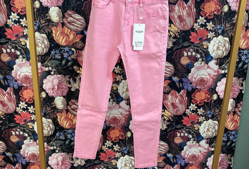 Jeans - Push up rosa