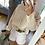 Thumbnail: Kapuzensweater offwhite