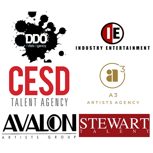 MAR 31: ONLINE BI-COASTAL 6-AGENT/MANAGER SHOWCASE For All Ages!