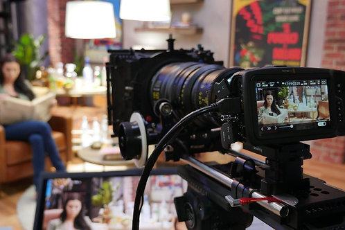 ACTING REEL & IMDB Credit + Scene Prep 2-Week Online with Top Acting Coach!