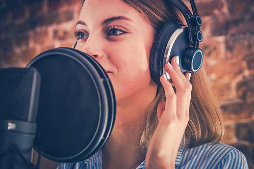 VOICE-OVER REEL + 2-Week Online Prep with Top VO Casting Director, Barry Shapiro