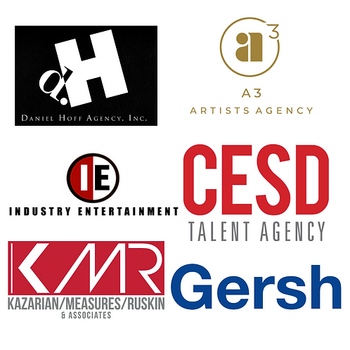 MAR 22: ALL-STAR Line Up 6-Agent Online Showcase w/ Gersh, CESD, A3, KMR & more!
