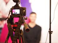 Behind the Camera shot, Video shooting,