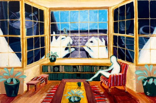 The Heart // Saya Zeleznik — Fine Art