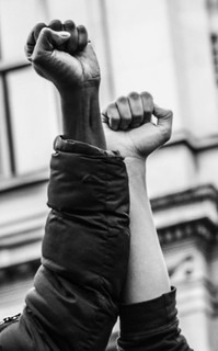 #BlackLivesMatter in London // Vincenzo Costantino — Photography