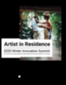 artist in residence program objectives-0