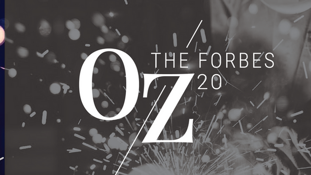 "Summer Newsletter: Announcing ""The Forbes OZ 20: Top OZ Catalysts"""