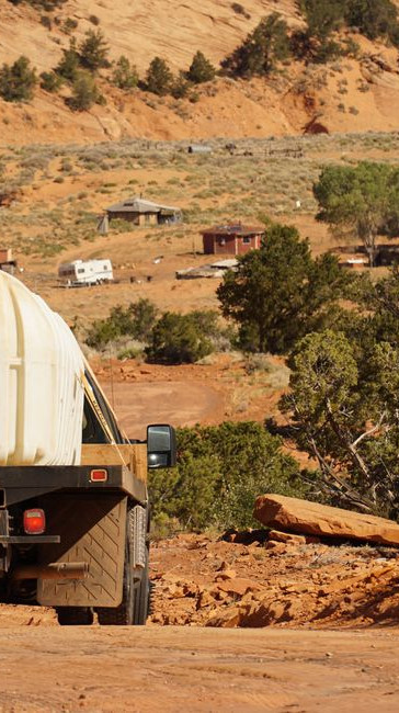 Remote Navajo Nation homes in Utah have running water for first time