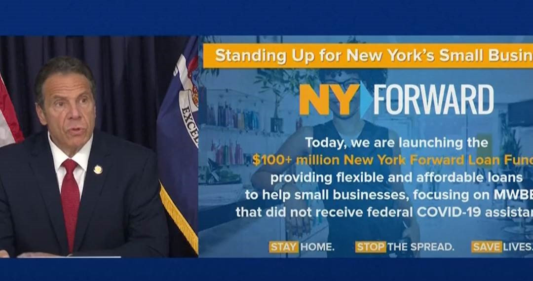 New York Forward Loan Fund (NYFLF)
