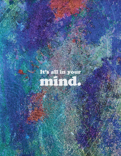 It's All In Your Mind // Chloe Jeong — Design