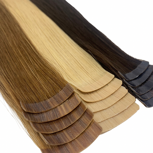 Russian Tape Hair Extensions | £80 For Trade