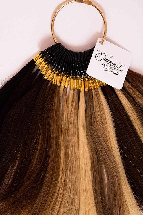 Russian Hair Colour Ring