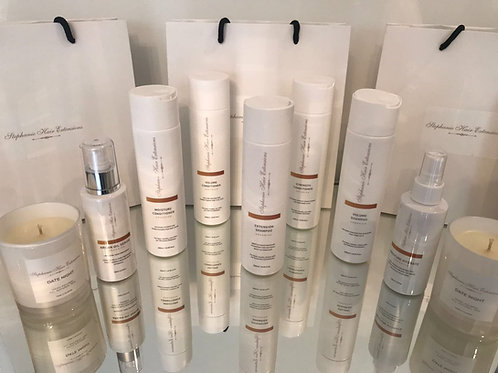 Stephanie Hair Extensions Shampoo   Conditioner   Products