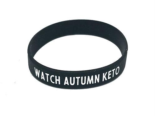 WAK Silicone Wristband