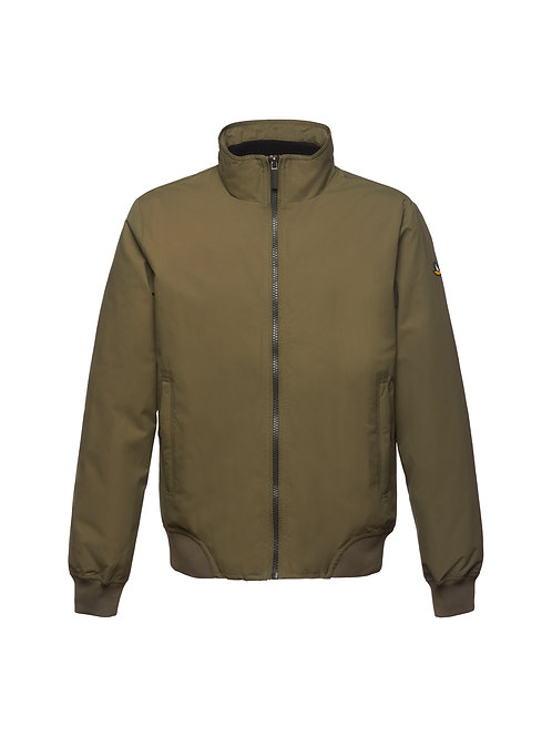 Man's jacket without hood