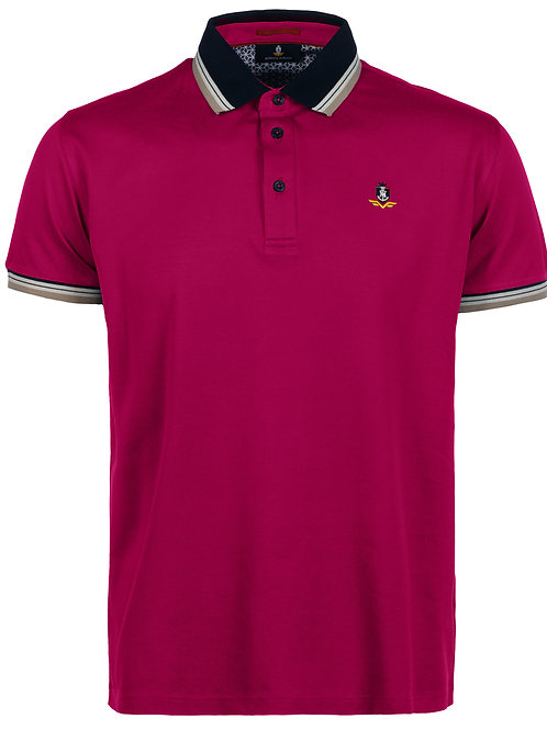 Short-sleeved man's polo
