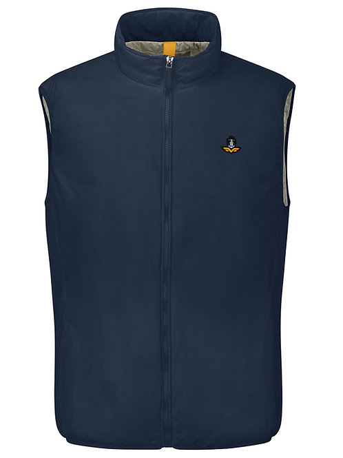 Man's vest without hood