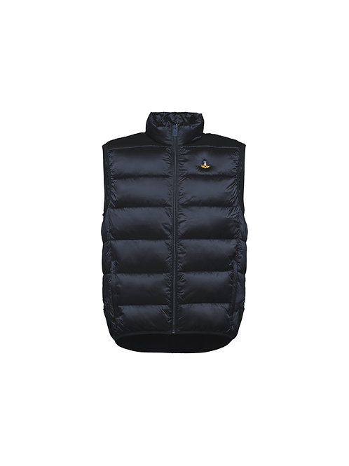 Man's vest without hood