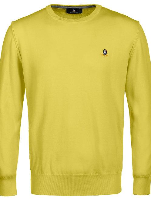 Man's crewneck sweater