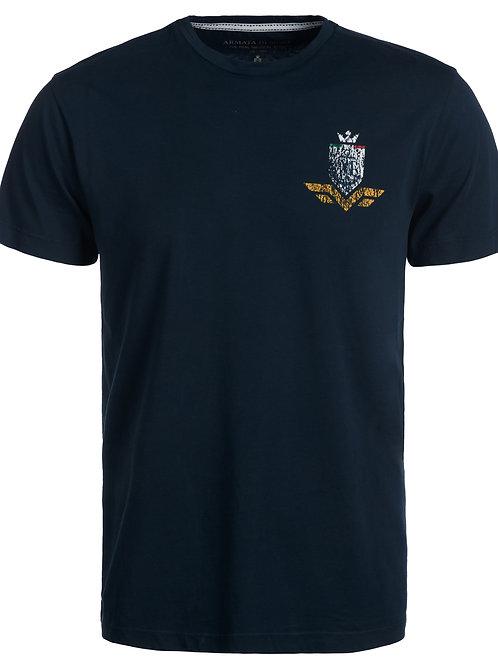 Short-sleeved man's T-shirt