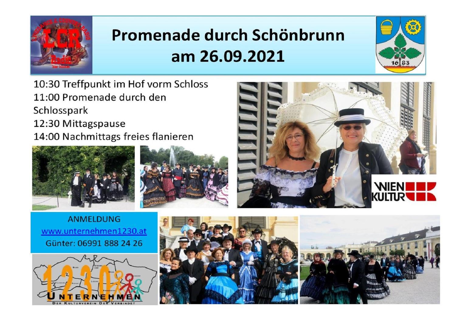 17. Promenade durch Schönbrunn2021 A6.jp