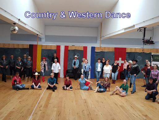 Faszination                                 Country und Westerndance