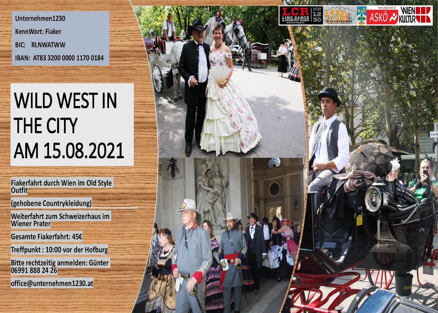 14. Wild west in the City, 15.08.2021-A6
