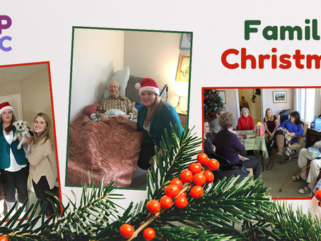 "Family Story - A Special ""Bates"" Family Christmas"