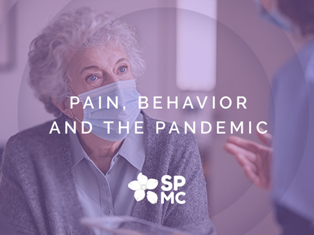 Pain, Behaviour and The Pandemic