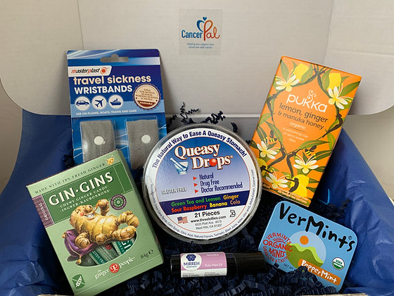 Nausea Comfort Care Box