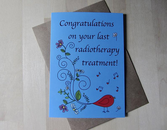 Last radiotherapy - Empathy Card