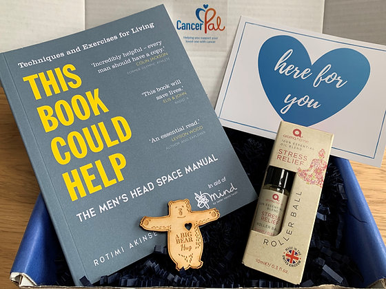 This Book Could Help Care Box