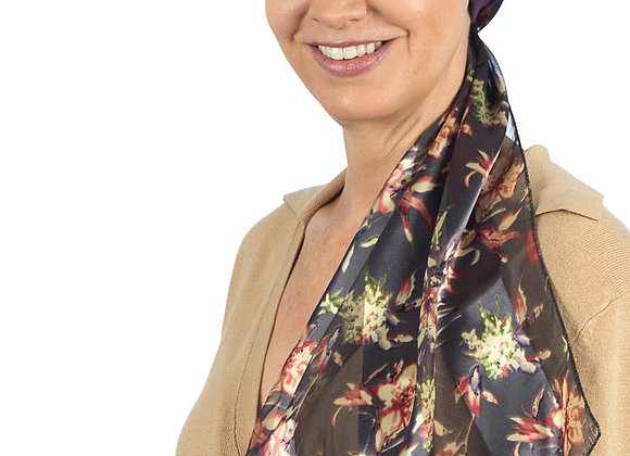 Chemo Headscarf with Hat - Elisa