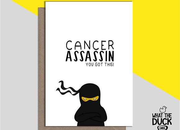 Cancer Assassin - Empathy Card