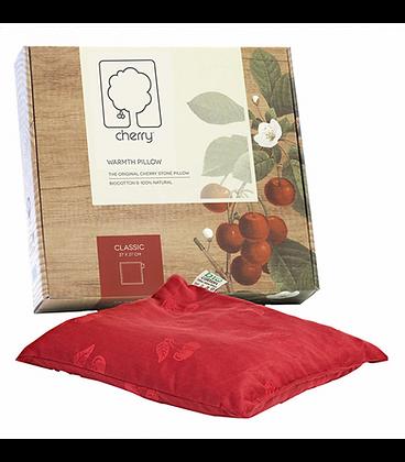 Cherry Stone Pillow