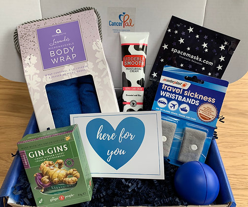 Soothing Chemotherapy Care Box