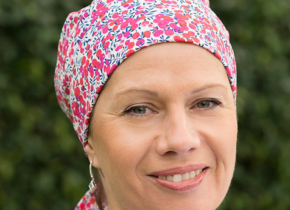 Alice Liberty Tana Lawn Chemo Scarf