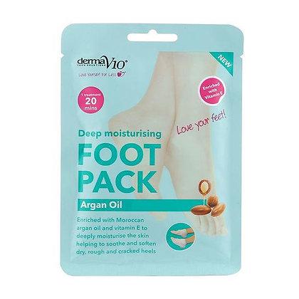 Foot Repair Mask - Argan Oil