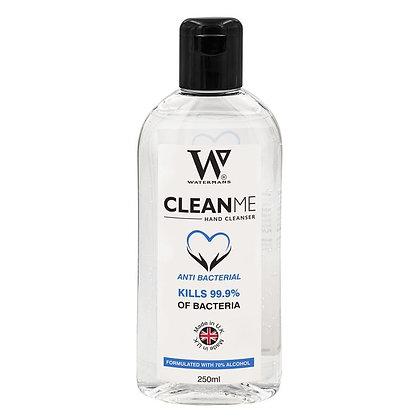 Watermans CleanMe Hand Sanitiser 250ml