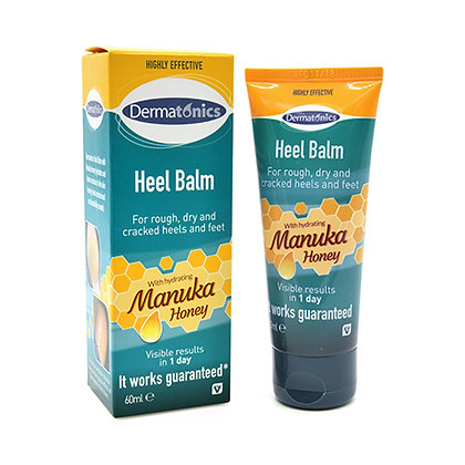 Dermatonics Heel Balm Manuka Honey