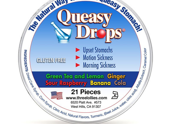 Queasy Drops  - Assorted Flavours